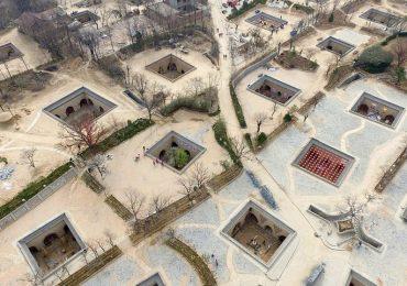 Ngôi làng kỳ lạ ở Trung Quốc