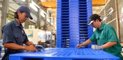 Kim ngạch xuất khẩu nhựa ngày càng tăng cao