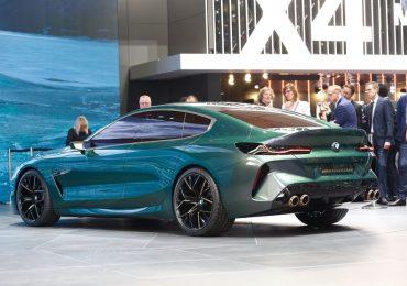 Siêu xe thể thao hạng sang của BMW sắp được trình làng