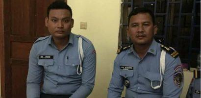 Cảnh sát Campuchia bị đình chỉ công tác do nhận tiền từ Biker Việt.