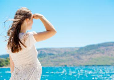 Bà bầu có nên đi du lịch?