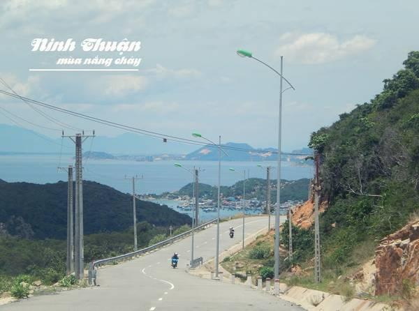 Du lịch Ninh Thuận - ngắm con đường chạy thẳng vào tim