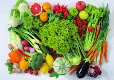 Bổ sung nhiều rau và trái cây để giảm nguy cơ ung thư