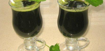 Lợi ích của việc uống sinh tố rau quả buổi sáng