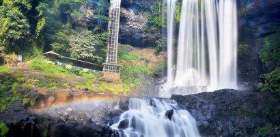 Chung thủy một thác Đợi Chờ ở Lâm Đồng