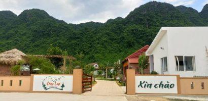 Đến Phong Nha – Quảng Bình khám phá Chày Lập FarmStay