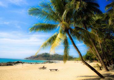 Biển An Bàng – Nơi thiên đường cát vàng biển xanh hòa quyện
