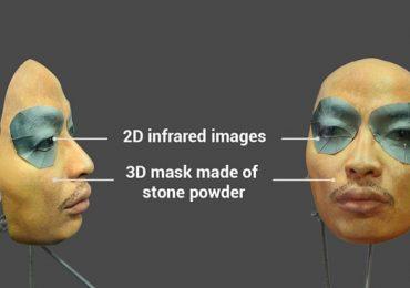 Mặt nạ Bkav phá mã hóa Face ID siêu hay