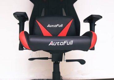 Các game thủ sẽ không còn mệt mỏi vì giờ đã có ghế AutoFull Gaming Chair!
