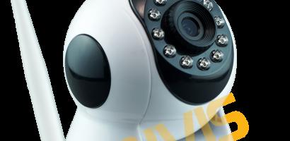 Khám phá chiếc camera wifi siêu tiện dụng Kanvis
