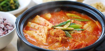 Thưởng thức ẩm thực Hàn Quốc qua những món ăn từ kim chi