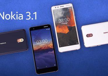 Ấn tượng mạnh mẽ với Nokia 3.1