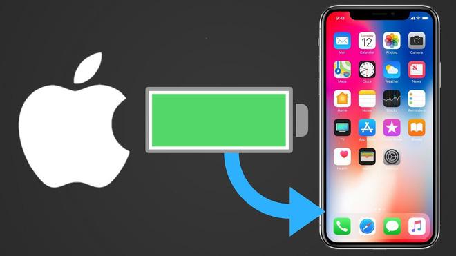 Fan Iphone nên yên tâm về thời lượng pin của các thế hệ đời sau
