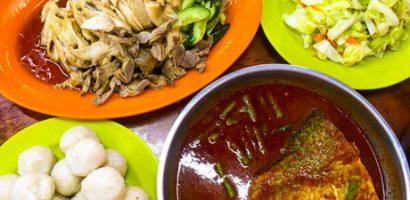 Đặc biệt món cơm viên ngon ngất ngây ở Malaysia
