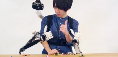 Robot Telepresence: tương lai cho ngành robot điều khiển bằng thực tế ảo