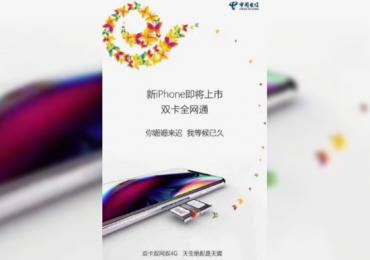 Xuất hiện iPhone đầu tiên có 2 sim ở Trung Quốc?