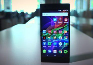 Razer Phone 2 xuất hiện với cấu hình khủng mượt mà