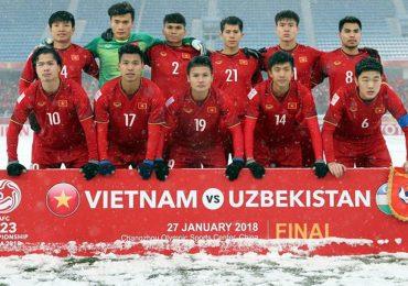 Làm gì khi các doanh nghiệp lợi dụng thương hiệu U23 Việt Nam?