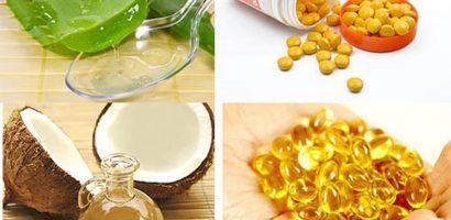 Làm đẹp từ Vitamin E không khó đâu nhé!