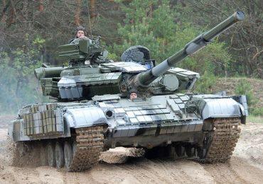 Triển khai rộng rãi công nghệ cho xe tăng nhìn trận địa phát hiện địch
