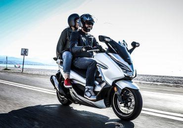 Honda Forza 300 mới nhất đã về Việt Nam giá 350 triệu đồng