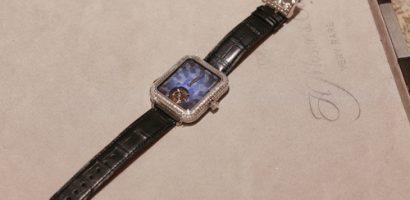 Đồng hồ được hãng Moser nạm kim cương giá 15 tỷ ra mắt thị trường Việt