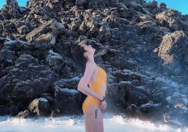 Học cách tạo dáng sexy với bikini trong chuyến du lịch hè