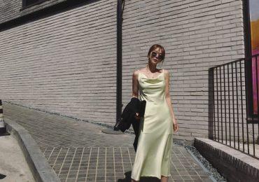 10 mẫu váy mát rười rượi cho mùa hè oi bức