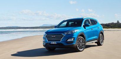 Hyundai Tucson – dòng xe dưới 1 tỷ đồng chiếm ưu thế về giá trong phân khúc