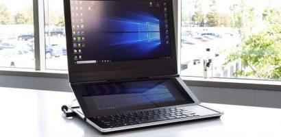 Laptop màn hình kép sẽ hot cuối năm 2019