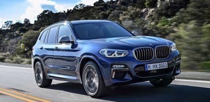 BMW X3 sắp ra mắt tại Việt Nam có gì mới?