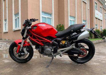 Ducati Monster 795 đang được bán với giá chỉ hơn 130 triệu