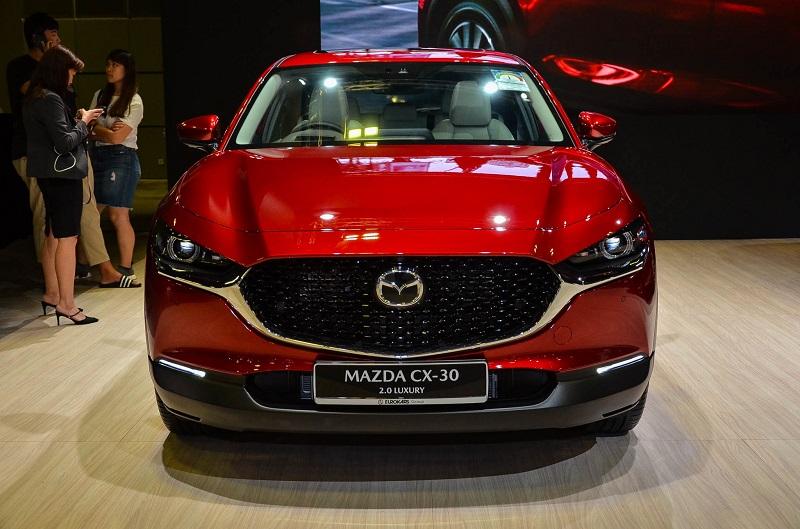 Những mẫu ô tô đáng chú ý tại Singapore Motor Show 2020