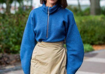 Xu hướng thời trang năm 2020 – màu xanh lên ngôi