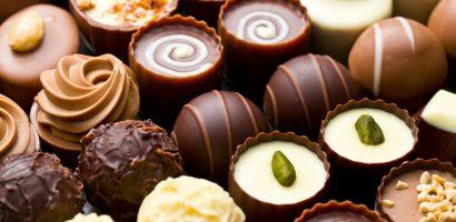 Chocolate dân hảo ngọt khó lòng bỏ qua những thiên đường chocolate này