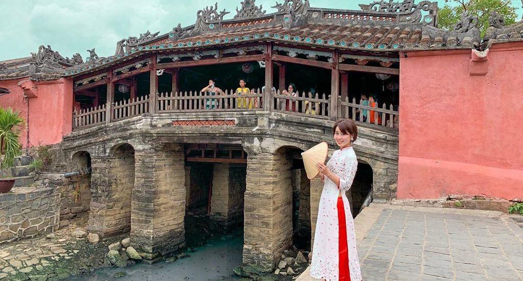 Những ngôi chùa mang kiến trúc của xứ sở Phù Tang
