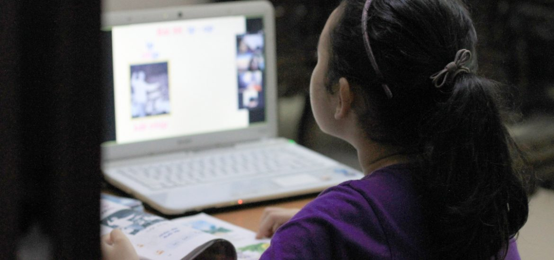 Cách giúp trẻ em tránh bị quấy rối khi học online