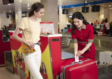 Vietjet miễn phí hành lý ký gửi trên tất cả các chuyến bay nội địa