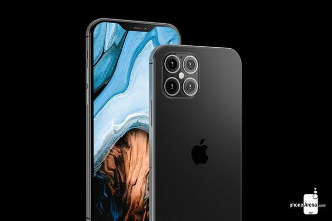 iPhone 12 có thể có sạc không dây ở phần lưng