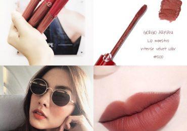 5 thỏi son môi màu đẹp bá cháy không sắm cực uổng