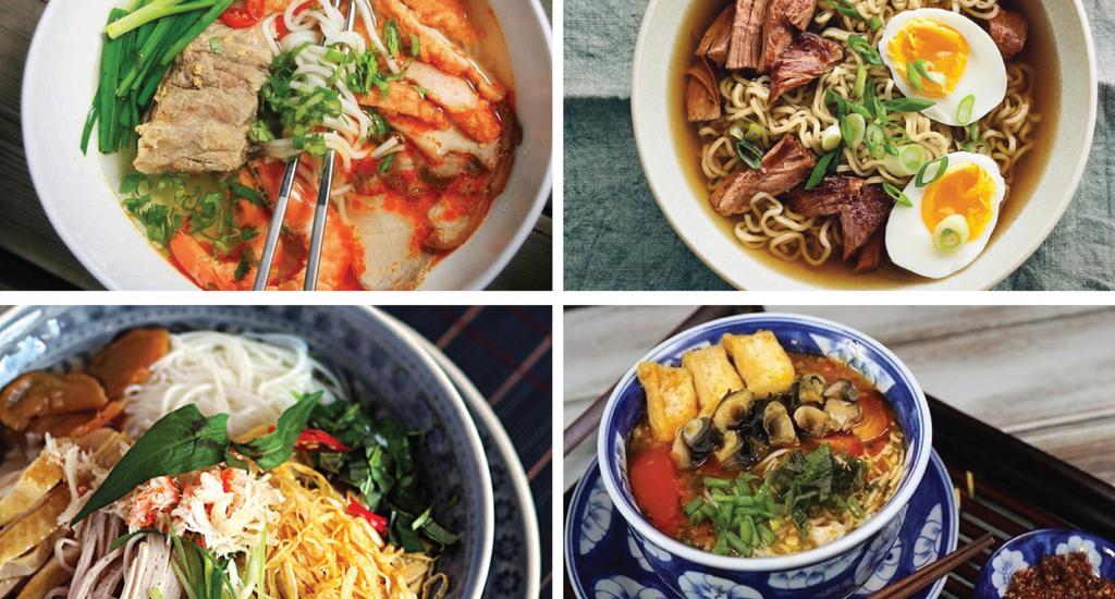 Ẩm thực Việt Nam xác lập 5 kỷ lục thế giới mới