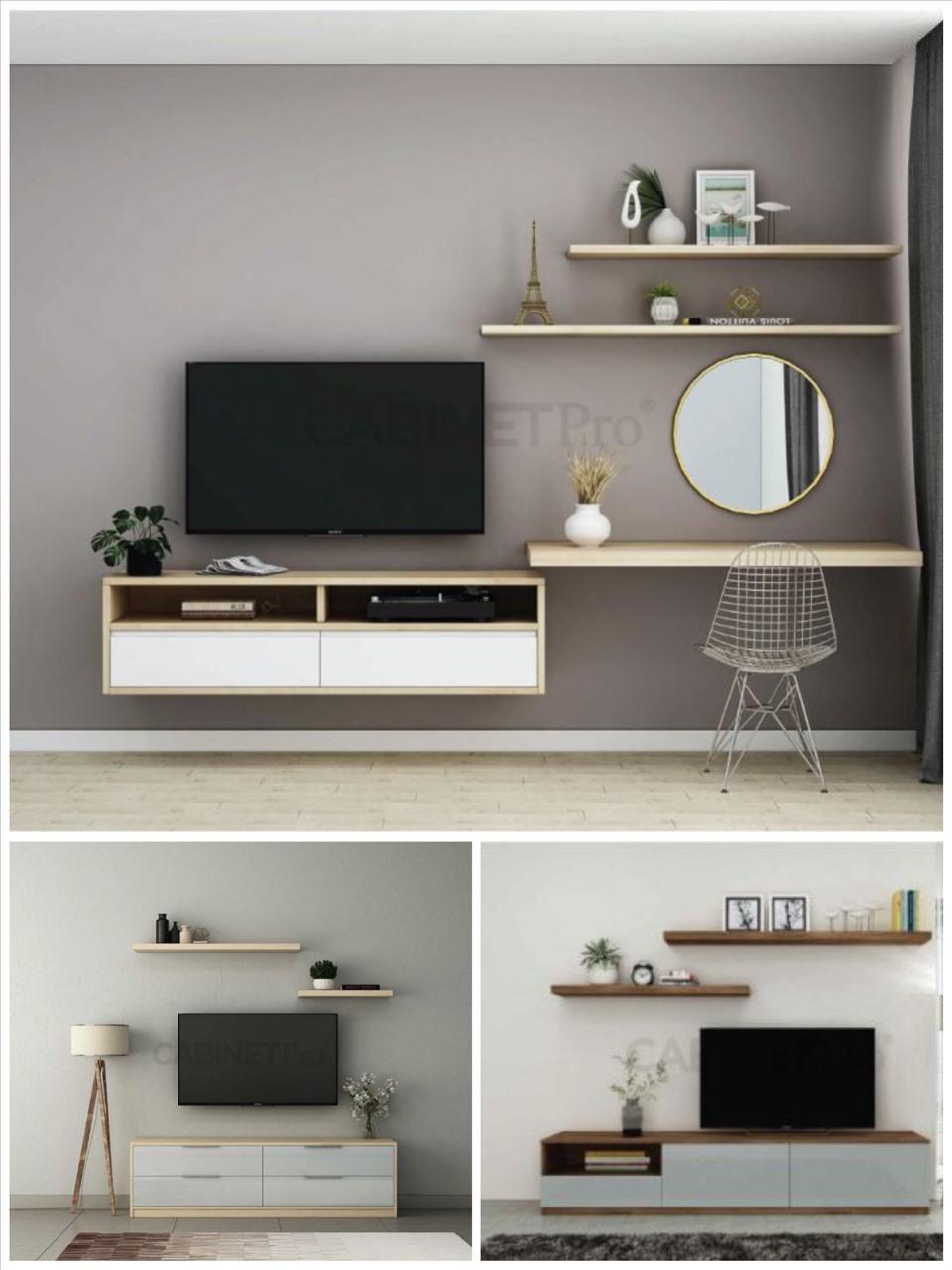 Những trang trí nhỏ tạo nên một không gian tối giản tinh tế.