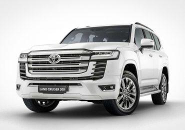 Toyota Land Cruiser 2022 và nhiều thay đổi đáng chú ý