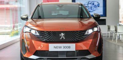 Peugeot 3008 2021 có những cập nhật mới nào?