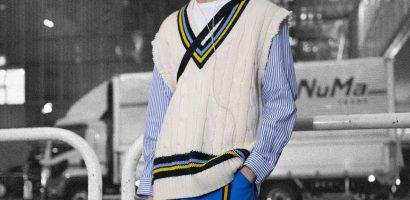 Hướng dẫn phối áo len mùa thu cho nam giới